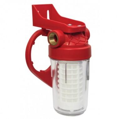 Поліфосфатний фільтр для захисту водонагрівачів від накипу Filter1 FOS-200