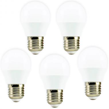 Комплект лампочек Biom LED матовая (5 ШТУК)