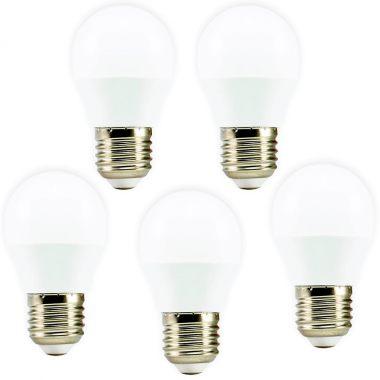 Комплект лампочок Biom LED матова (5 ШТУК)