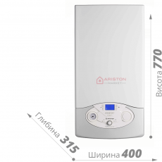 Ariston Clas Premium EVO 24 NG