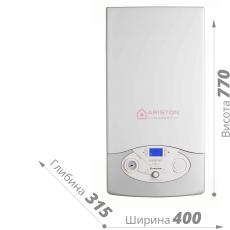 Ariston Clas Premium EVO 24 NG