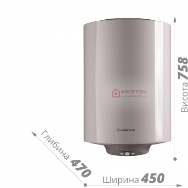 Ariston PLT Eco Evo 80 V